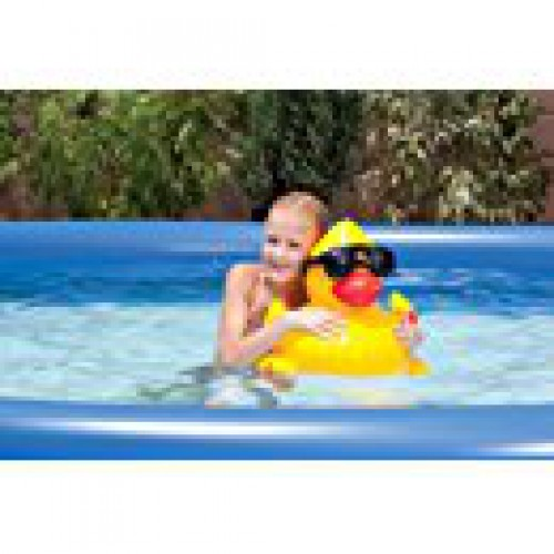 INFLATABLE DERBY DUCK  16X18X17 INFLATED