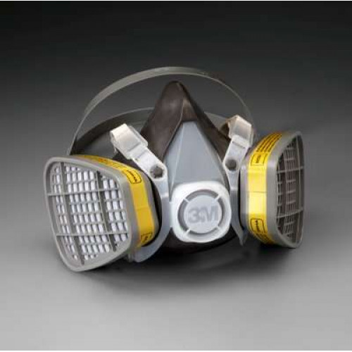 3M™ Organic Vapor/Acid Gas Respirator Assembly 5303 Large