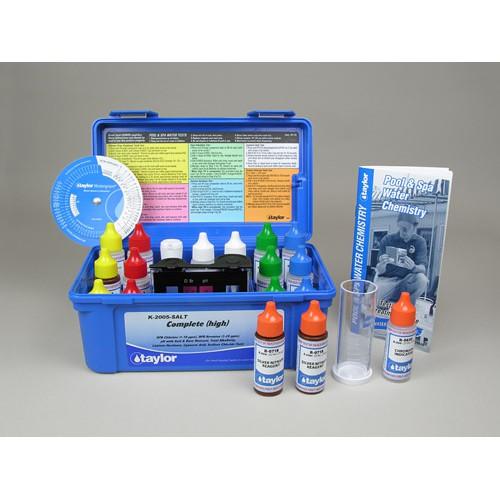 Taylor Test Kit K-2005-SALT Test Kit