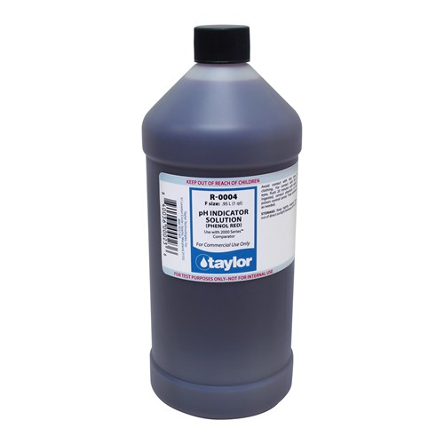 R-0004-F Taylor pH Solution #4, 32 Oz