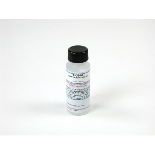 R-0860-A Taylor Copper Reagent .75 ounce