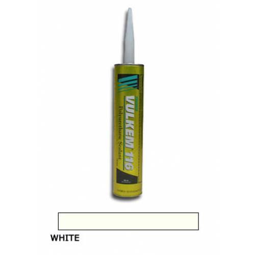 White Tremco Vulkem 116 Polyurethane Sealant
