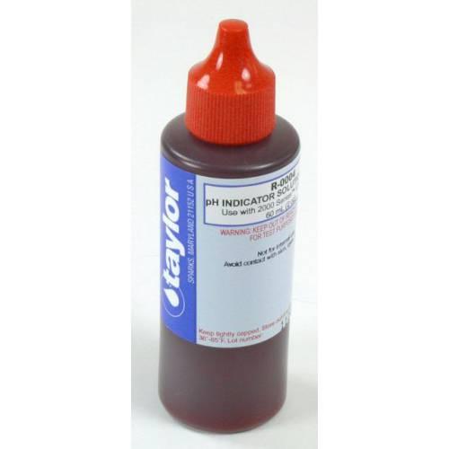 R-0004-C Taylor pH Indicator #4