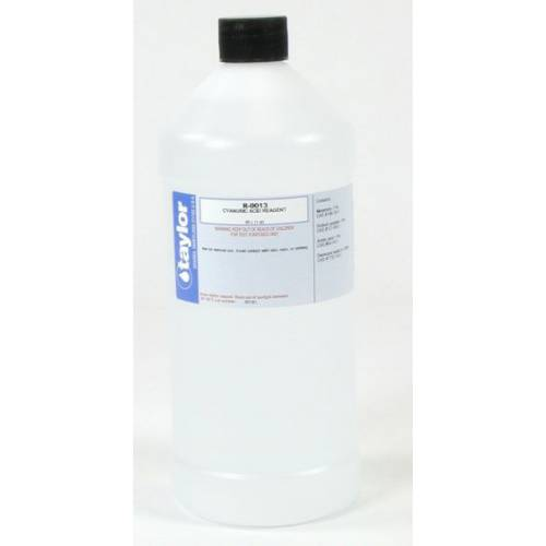 R-0013-E Taylor Cyanuric Solution (pint) #13