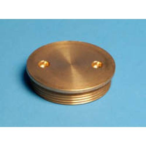 Replacement Bronze Stanchion Threaded Cap