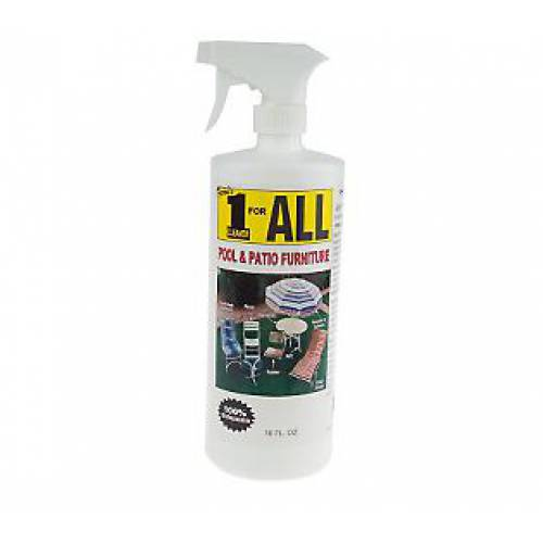 1 For All Pool and Patio Furniture Cleaner 32 oz