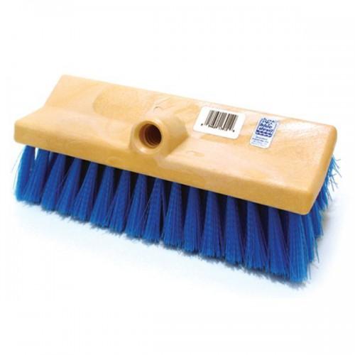 "Blue Devil 10"" Deck and Acid Brush, Dual Surface"