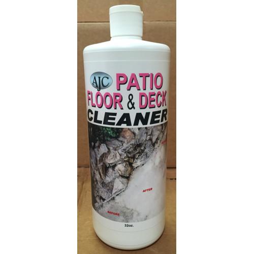 AJC PATIO, FLOOR & DECK CLEANER